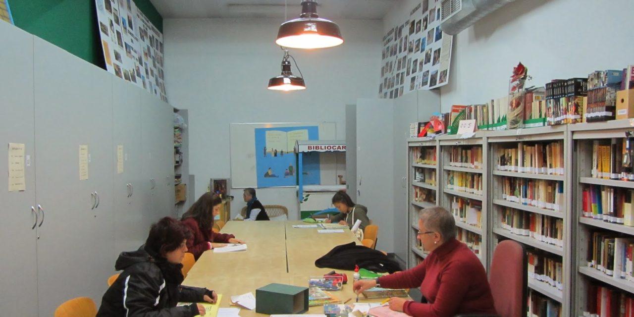 San Fermín exige la construcción de una biblioteca comprometida en 2008