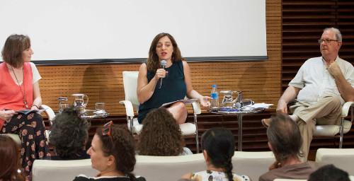 San Fermín tendrá una biblioteca municipal diseñada por el propio vecindario