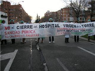 Sanidad cierra los laboratorios públicos de análisis clínicos de Vallecas