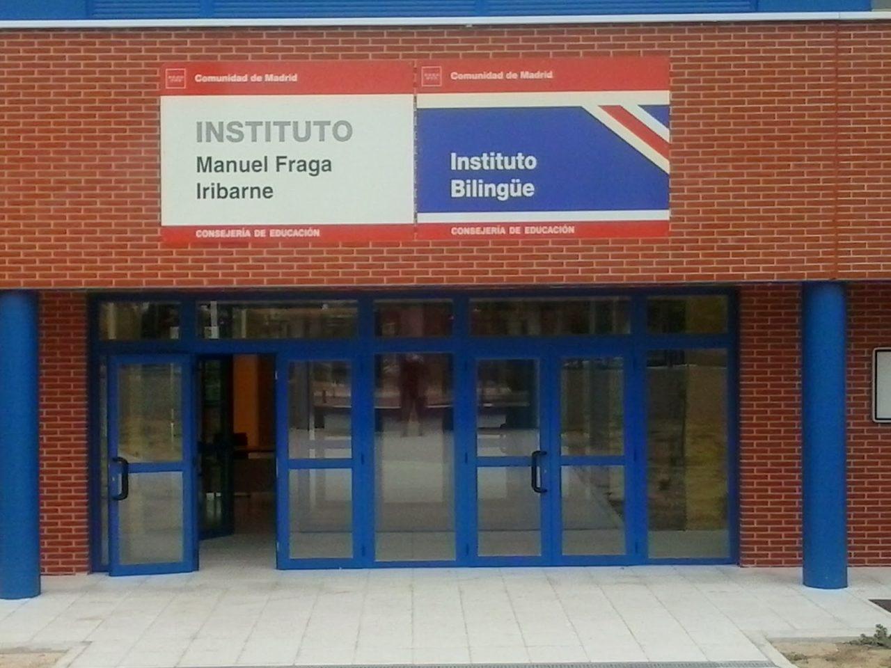 Suspenden las obras de ampliación del IES Fraga Iribarne de Las Tablas