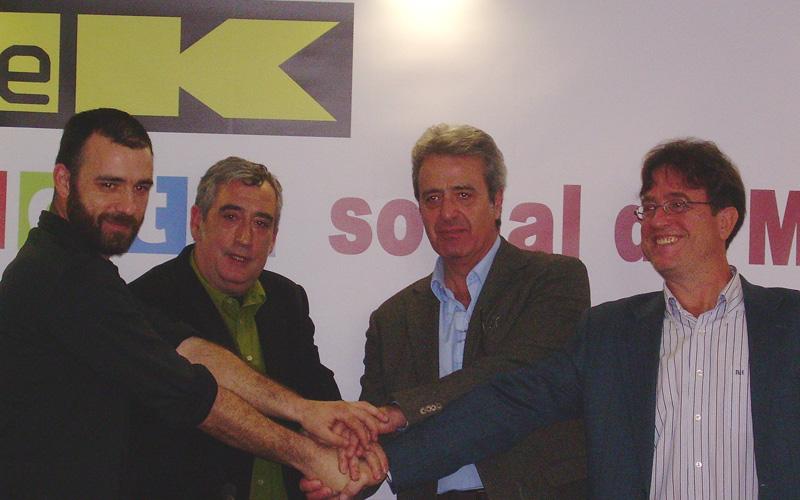 """Tele K enciende una chispa de pluralidad informativa ante el """"apagón ideológico"""" de la TDT madrileña"""