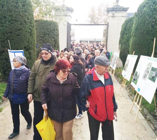 Torre Arias se abre por fin al pueblo de Madrid