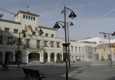 Tres asociaciones vecinales de Sanse crean un portal de transparencia y control municipal