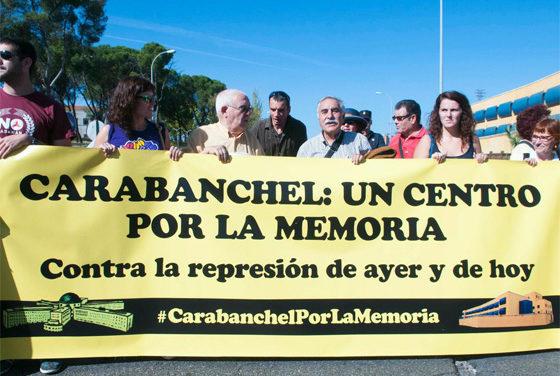 Un concentración reclamará un centro por la memoria en los terrenos de la cárcel de Carabanchel siete años después de su derribo