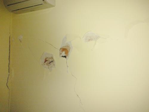 Un informe geológico de 2008 ya advertía del riesgo de hundimientos en las viviendas por el Metro en San Fernando de Henares