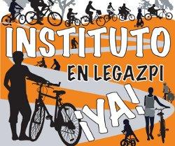 Vecinos de Arganzuela recorrerán Madrid Río en bici para reclamar un instituto público