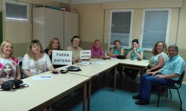 Vecinos de Coslada y San Fernando piden la retirada de una antena de telefonía que afecta a 20.000 personas