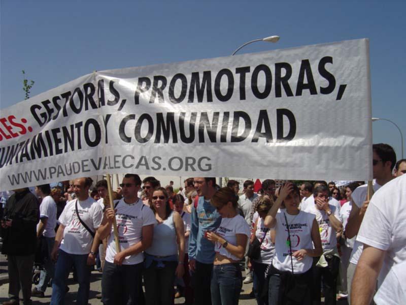 Acuerdo para el descuento del precio de las viviendas del PAU de Carabanchel