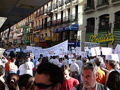 Aguirre suspende la reunión concertada con los colectivos antiparquímetros