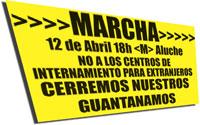 Aluche acogerá el sábado una manifestación contra los centros de internamiento para extranjeros