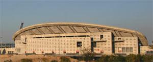 Arranca la campaña contra el traslado del campo del Atlético de Madrid a la Peineta