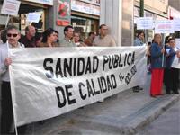 Carabanchel se mueve por la sanidad pública