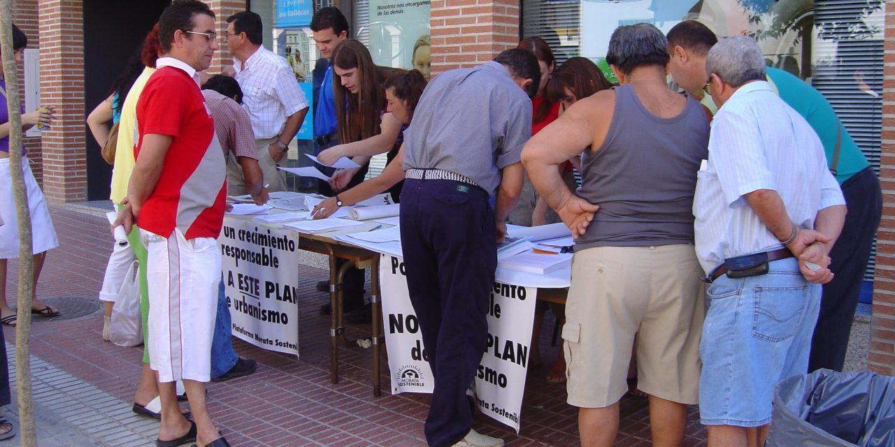 Concentración en Morata de Tajuña contra la central térmica