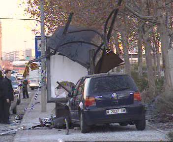 El Ayuntamiento de Madrid ignora durante seis años las advertencias sobre la inseguridad vial en Vía Lusitana