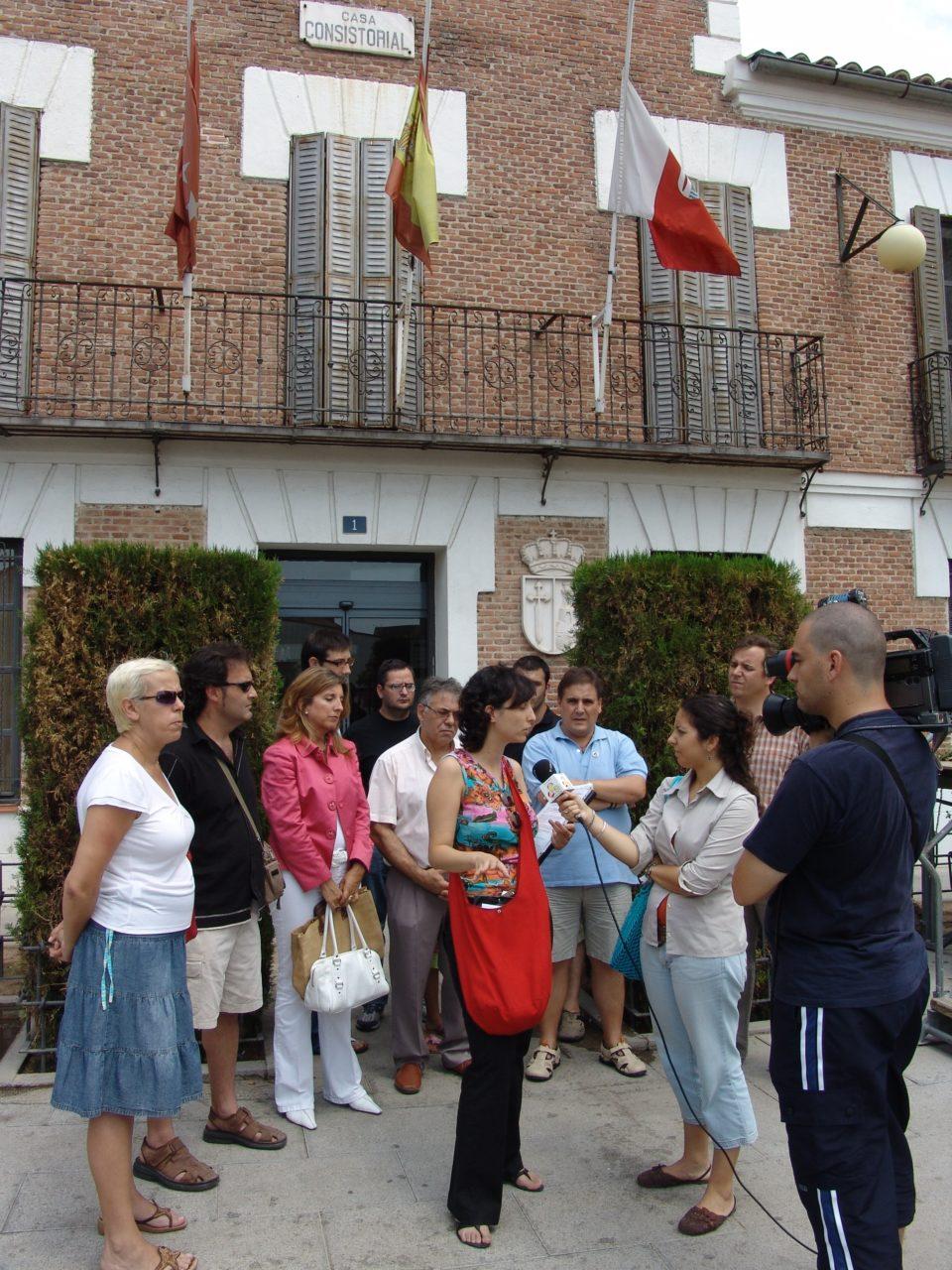 El Ayuntamiento de Paracuellos cede una parcela pública para la construcción de un colegio privado