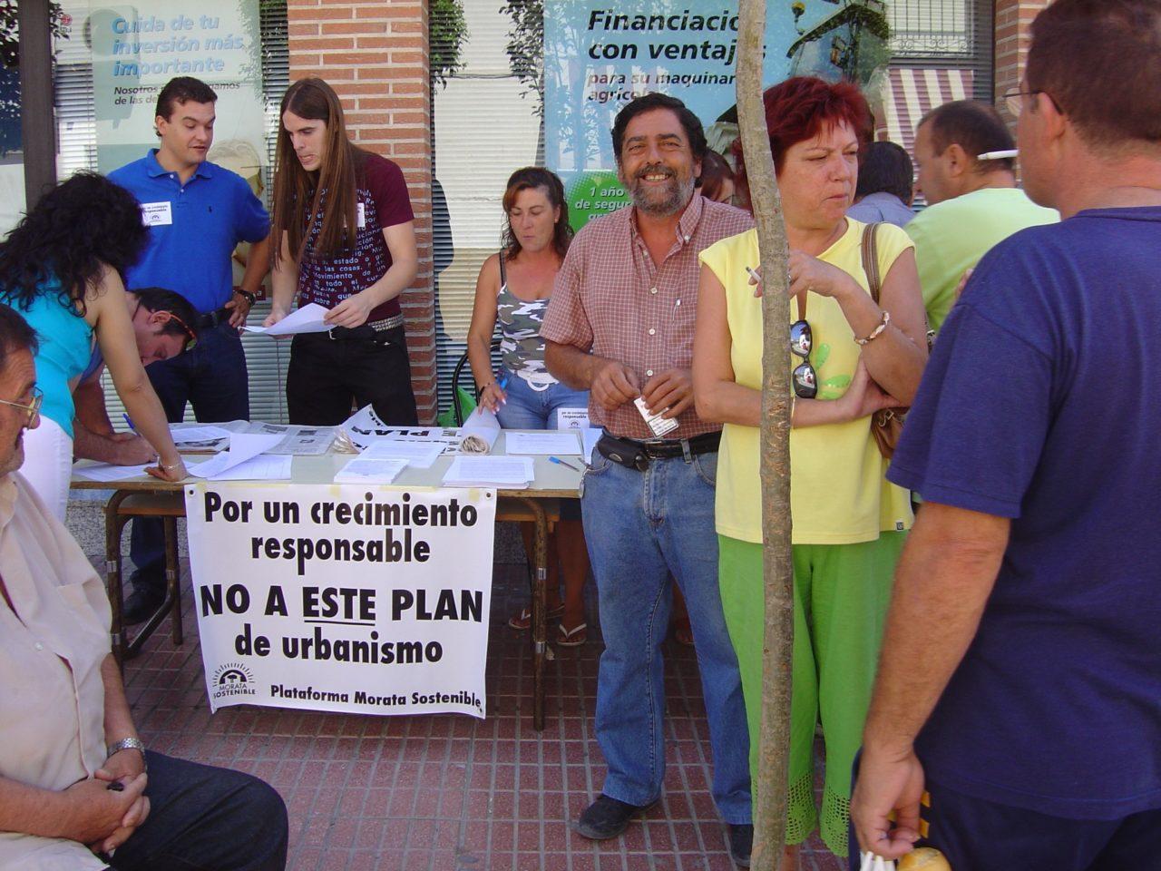 El convenio urbanístico del Balcón de Tajuña, en los juzgados de Arganda del Rey