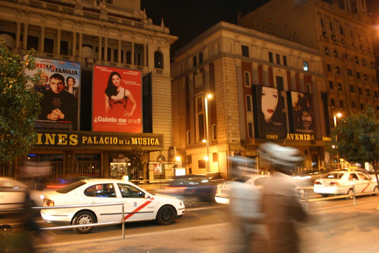 El futuro de los cines Avenida y Palacio de la Música, a la comisión de Urbanismo del Ayuntamiento
