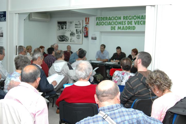 El movimiento vecinal aprueba la adopción de iniciativas concretas a favor de la descentralización municipal