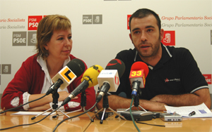 El PSOE, favorable a facilitar la participación ciudadana en la Asamblea de Madrid
