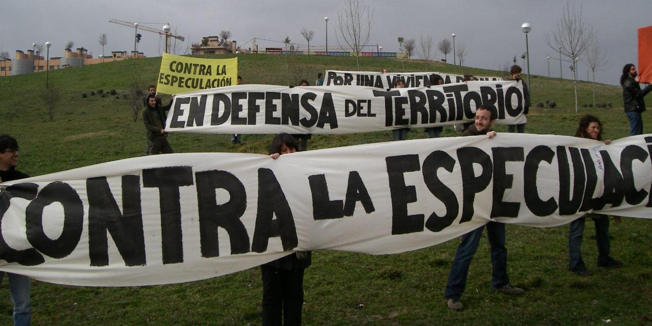 Especulatour: un viaje en autobús por el Madrid que no deseamos