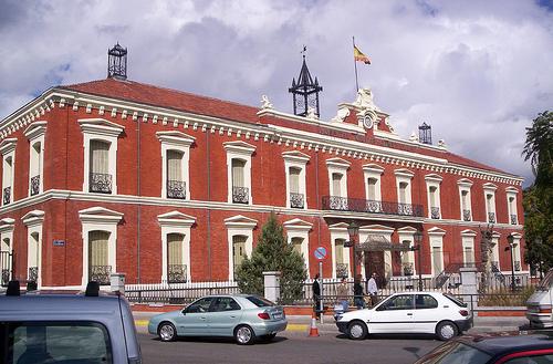 Gómez UIla, hospital de referencia de Carabanchel y Latina