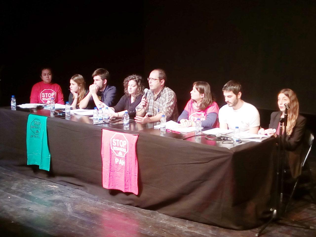 Arranca la campaña de la ILP madrileña por el derecho a la vivienda