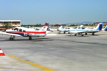 Inquietud en Carabanchel Alto por la futura ampliación del aeropuerto de Cuatro Vientos