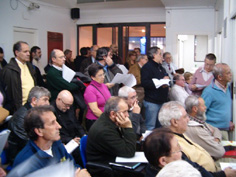 La Asamblea de la FRAVM aprueba una resolución sobre los consejos territoriales