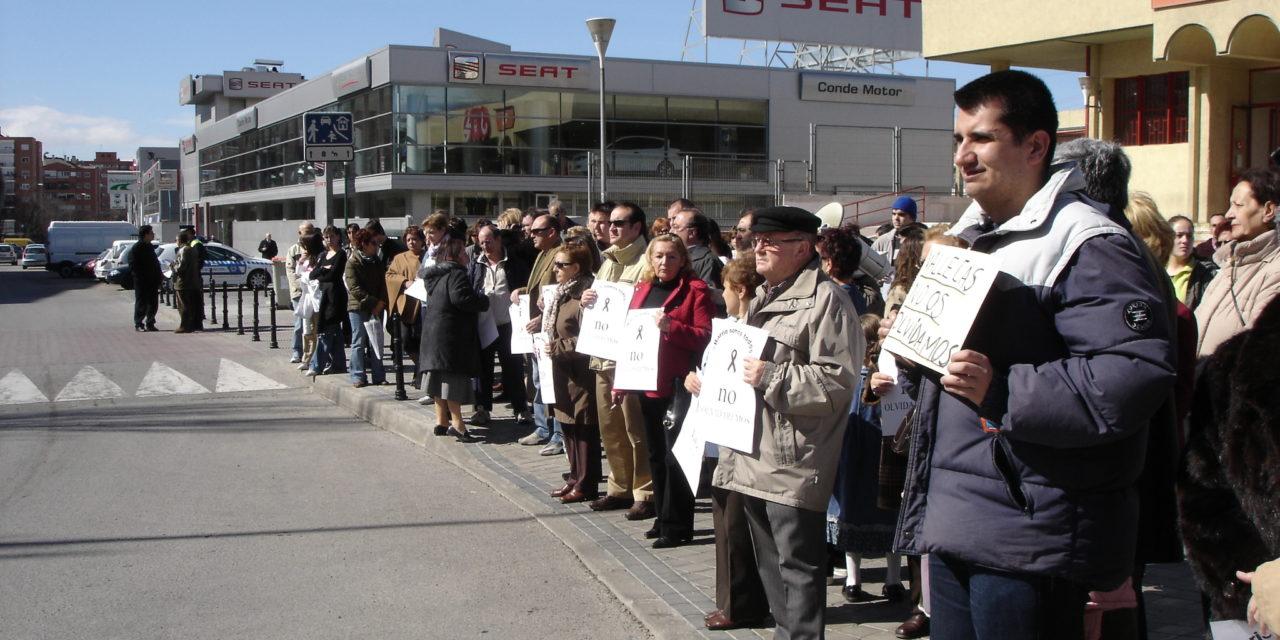 La Asociación 11-M pide ejercer de acusación popular