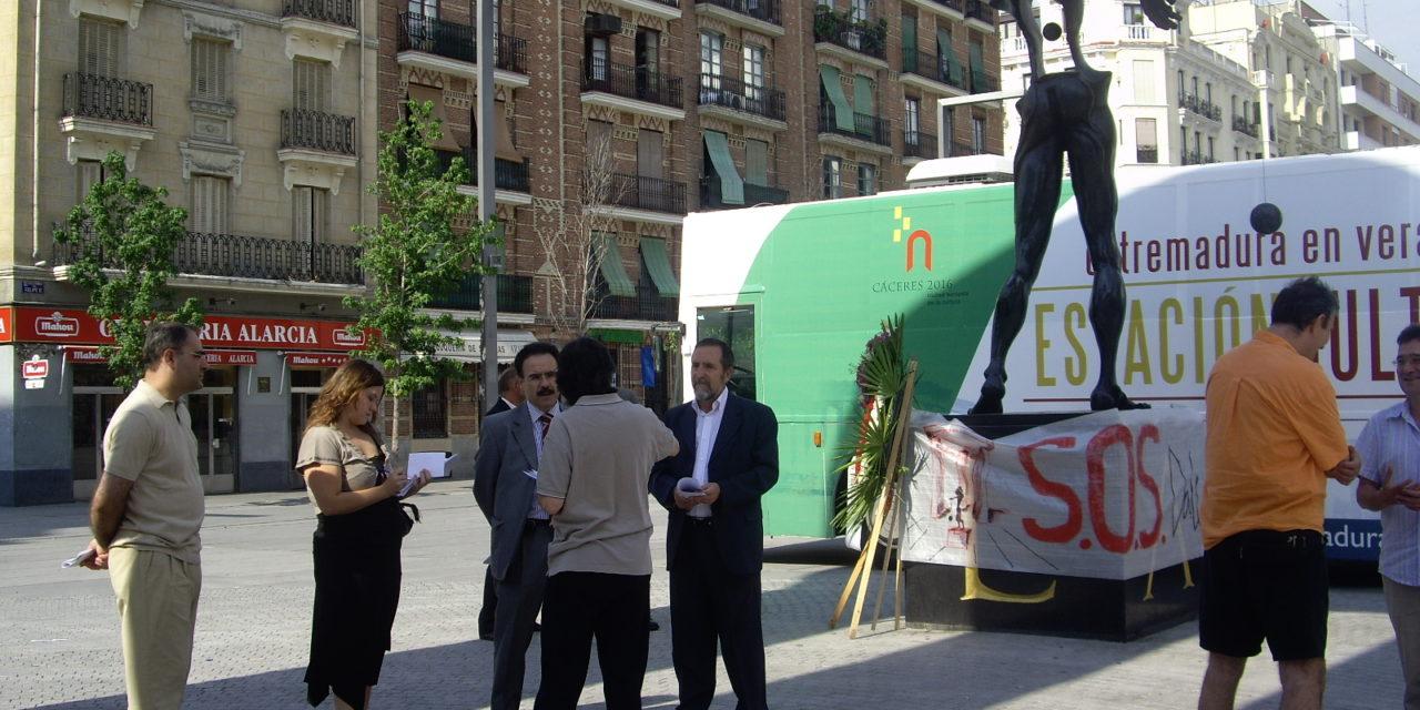 La Comunidad de Madrid, obligada a proteger más el Dolmen de Dalí