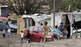 La FRAVM condena la violencia policial empleada en el poblado de la Cañada Real Galiana
