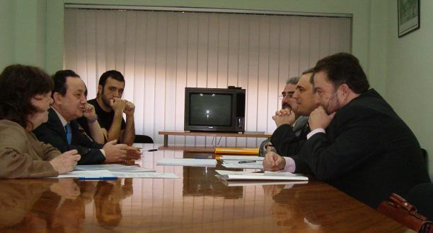 La FRAVM debate sobre el Anteproyecto de la Ley del Suelo con el Grupo Parlamentario Socialista
