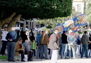 La FRAVM pide a la Delegación de Gobierno que prohíba la manifestación convocada por Democracia Nacional