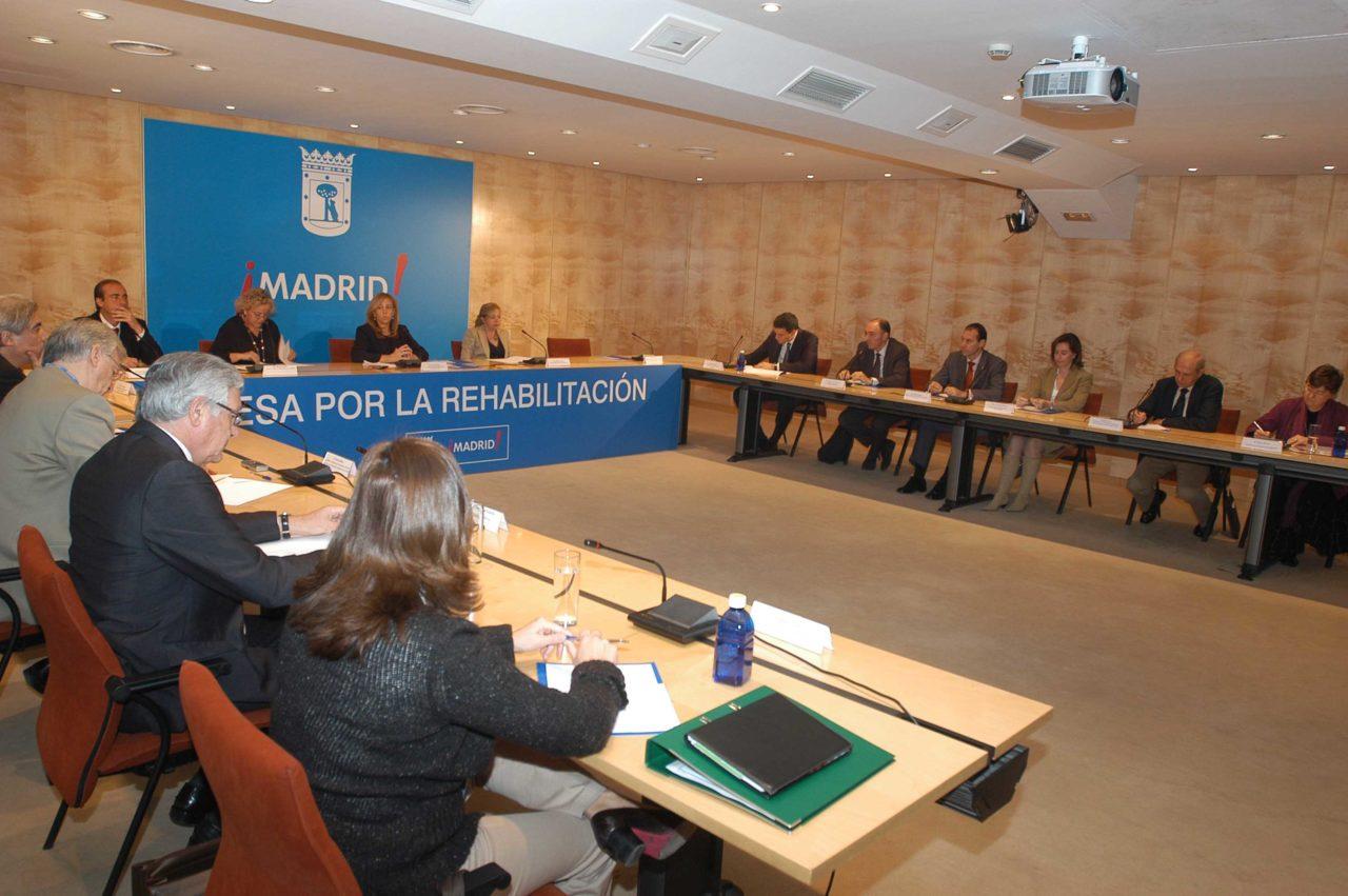 La FRAVM pide coordinación entre las administraciones en materia de rehabilitación urbana