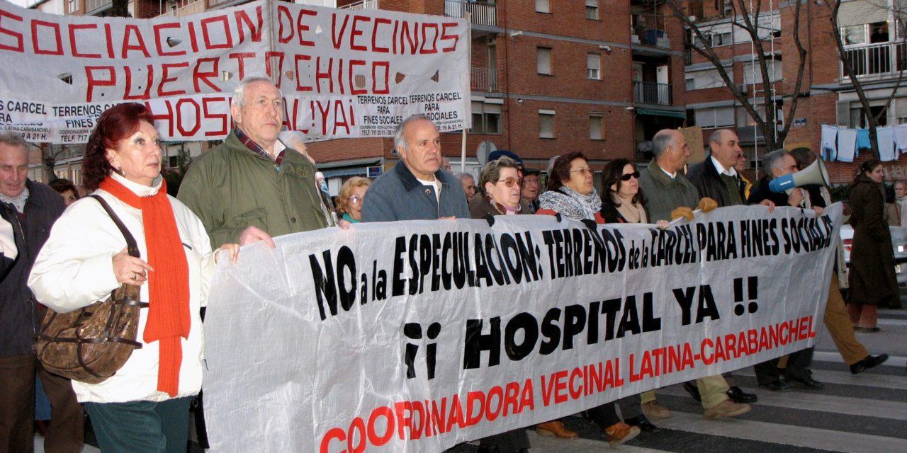 La FRAVM pide la retirada de la propuesta de modificación sanitaria de la Comunidad de Madrid
