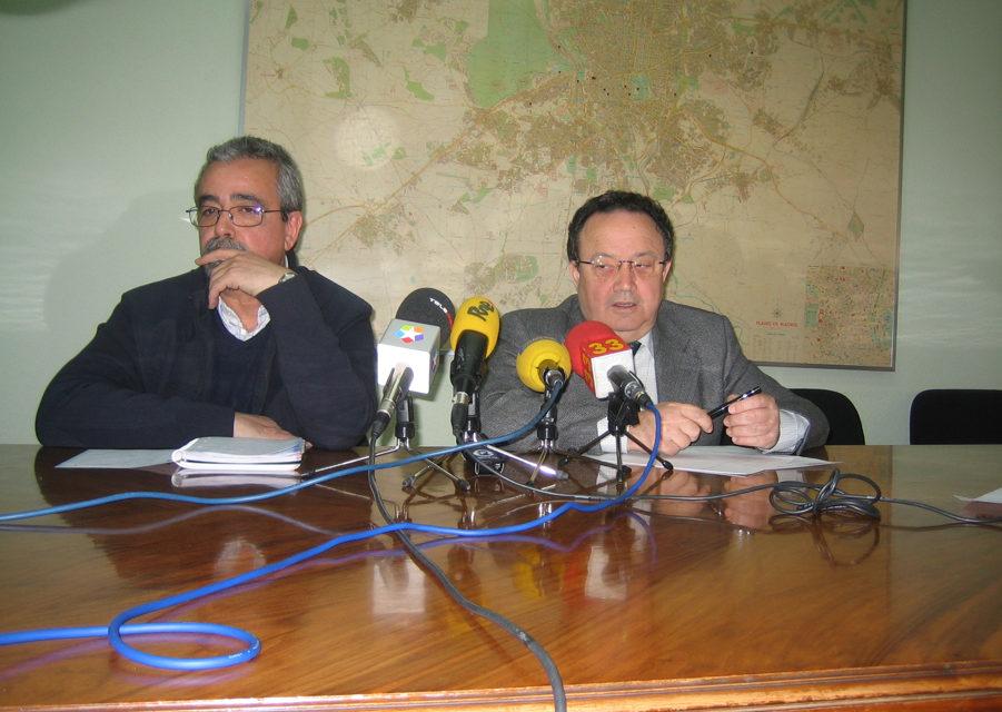 La FRAVM presenta las propuestas vecinales a Ángel Pérez