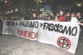 La FRAVM reclama la ilegalización de los actos y organizaciones que promueven el racismo y la xenofobia
