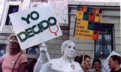 La FRAVM se adhiere a la movilización por el derecho de las mujeres a decidir
