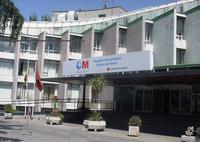 La seguridad del centro aborta un encierro en el hospital Puerta de Hierro