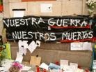 Las asociaciones de vecinos rinden homenaje a las víctimas del 11-M