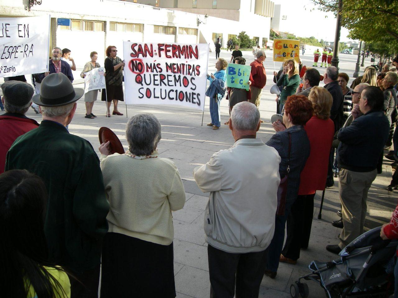 Las asociaciones vecinales de Usera se niegan a ir al Consejo Territorial