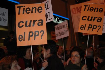 Las asociaciones vecinales preparan una jornada de lucha contra la privatización de la sanidad pública