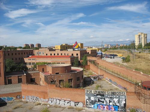 Latina y Carabanchel piden información sobre el futuro de los terrenos de la antigua cárcel de Carabanchel