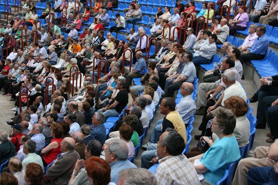 Leganés, la capital de la lucha contra las antenas de telefonía móvil