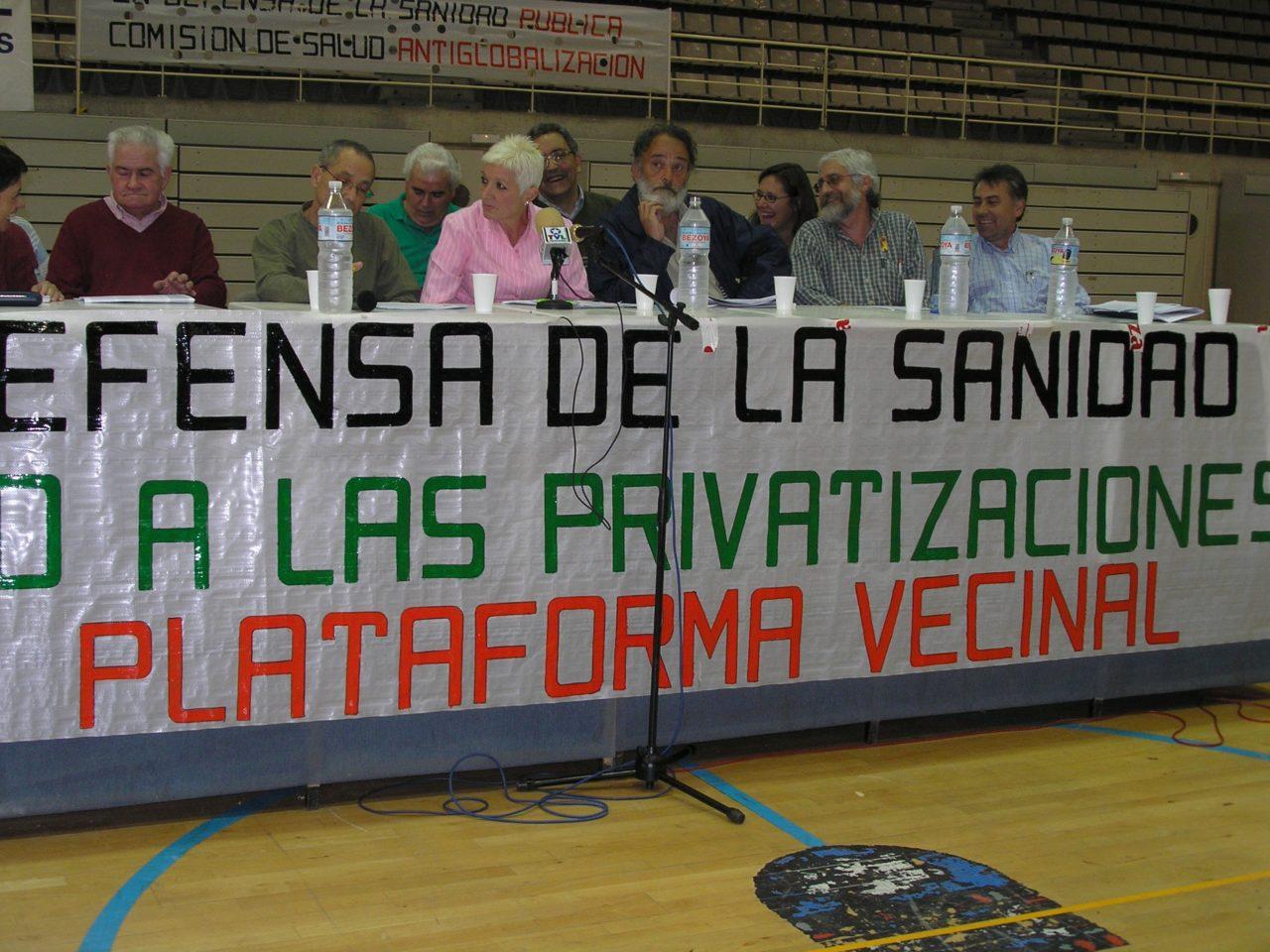 Leganés sigue dando la batalla en defensa de la sanidad pública