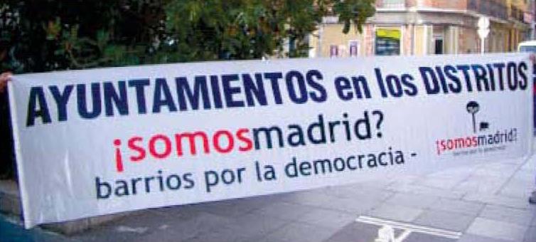 Llega el II Encuentro de Entidades Ciudadanas ¡somosmadrid?