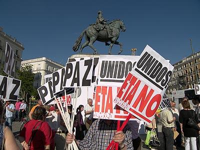 Madrid por la paz