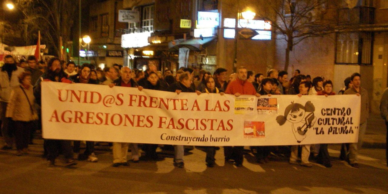 Madrid se solidariza con el Centro Cultural La Piluka