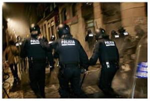 Más coordinación policial en Malasaña