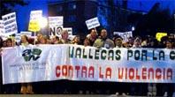 Miles de personas marchan en Vallecas en memoria de Carlos Palomino